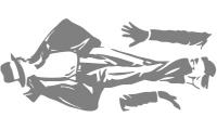 Samolepka v balení -Michael Jackson