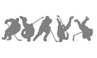 Samolepka v balení -Hokejisté