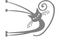 Samolepka v balení -Kocour Mourek