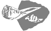 Samolepka v balení -Donald Trump