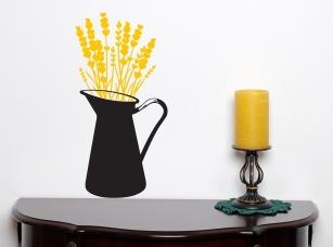 Váza samolepka na zeď