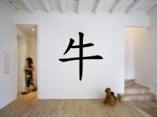 Čínské znamení zvěrokruhu - buvol