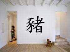 Čínské znamení zvěrokruhu - vepř