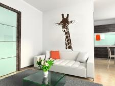 Žirafí hlava