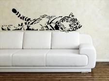 Ležící tygr