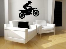Crosová motorka