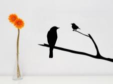 Ptáčci na větvi